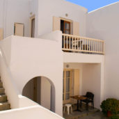 mykonos ornos apartments